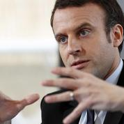 Les entrepreneurs votent Macron