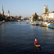 Suisse: la mélodie du bonheur