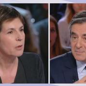 «Moi agressive?» Christine Angot assume son face-à-face tendu avec François Fillon