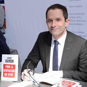 Salon du livre 2017: Hamon veut des «citoyens lecteurs»