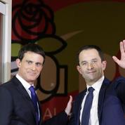 «Minable», «sans honneur»... La colère des soutiens de Hamon contre Valls
