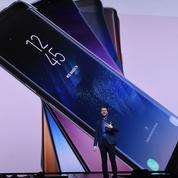 Samsung s'offre un bain de jouvence avec le Galaxy S8