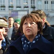 À Lille, Martine Aubry ne fait pas la guerre aux «marcheurs» de Macron