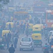 En Inde, 800.000 véhicules polluants interdits à la vente