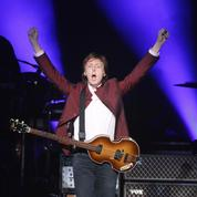 Paul McCartney avec le producteur d'Adele pour son nouvel album