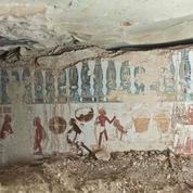 Égypte : une tombe et une momie d'un haut dignitaire exhumées