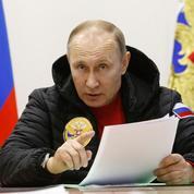 Réchauffement climatique : Poutine et Trump affichent le même scepticisme