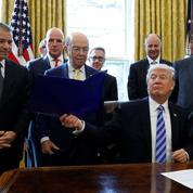 Trump affûte ses armes contre les pays «tricheurs»