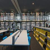 La bibliothèque de l'Institut du Monde Arabe rouvre en musique