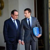 La grande manœuvre : comment Hollande pousse secrètement Macron