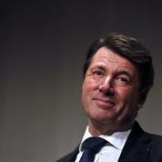 À Marseille, Christian Estrosi reçoit Emmanuel Macron
