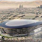 Las Vegas construit un stade à 1,9 milliard de dollars