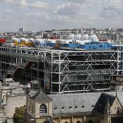 Paris: septième jour de grève consécutif au Centre Pompidou