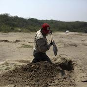 Le Mexique hanté par les milliers de disparus de Veracruz