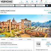 Avec VeryChic, Accor se met aux ventes privées sur Internet