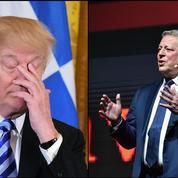 Al Gore critique l'inconscience écologique de Donald Trump dans son nouveau film