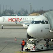 La compagnie Hop ! annule 15% de ses vols vendredi