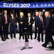 «Sincère», «confus», «pas à la hauteur»… Les internautes jugent les candidats du débat présidentiel
