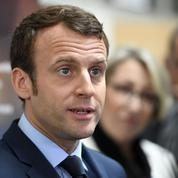 Guillaume Tabard : «Pour Macron, la position de favori peut devenir la place du mort»