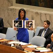 Bras de fer sur la Syrie entre Occidentaux et Russes à l'ONU