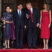 Trump reçoit à domicile son rival chinois
