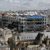 Centre Pompidou : vers une sortie de grève?