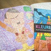 Pays-Bas : Hitler se cachait dans deux livres de coloriage pour enfants