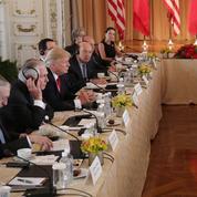 La Syrie s'invite entre Trump et Xi Jinping