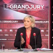 Pour Le Pen, la France «n'est pas responsable» de la rafle du Vél'd'Hiv