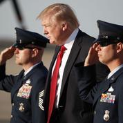 Syrie: «Avec Donald Trump, l'Amérique est à nouveau le gendarme du monde»