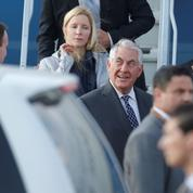 En Russie, Rex Tillerson vient convaincre le Kremlin de lâcher Assad