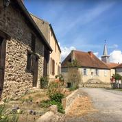 Dans le village d'Auge, première naissance enregistrée depuis 50 ans