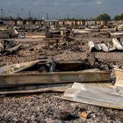 Incendie du camp de Grande-Synthe : l'État à la recherche d'un hébergement d'urgence