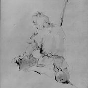 Spoliations: la bonne étoile du berger d'un dessin de Tiepolo