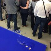Un maladroit piétine une œuvre d'Yves Klein au MAMAC de Nice