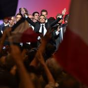 À Toulouse, Fillon célèbre la recherche française et s'en prend à Macron