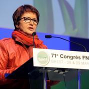 Christiane Lambert élue à la tête de la FNSEA