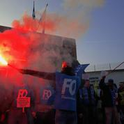 À Villepinte, les surveillants pénitentiaires «ne lâchent rien»