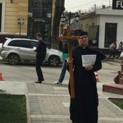 Étranger comme un catholique en Crimée