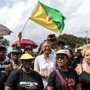 Guyane : les barrages ouverts jusqu'à «nouvel ordre»