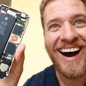 Un ingénieur construit un iPhone à 300 dollars grâce à des pièces détachées