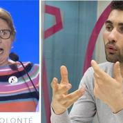 Election présidentielle : Quand Martin Fourcade recadre Marielle Goitschel
