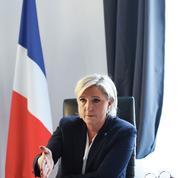 Marine Le Pen: «L'enjeu de cette présidentielle est un enjeu de civilisation»