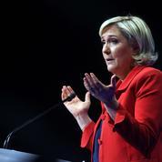 Marine Le Pen veut lancer un moratoire sur l'immigration légale