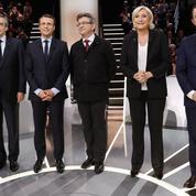 Sondage : Fillon reprend la troisième place à Mélenchon, Macron et Le Pen restent en tête