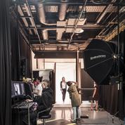 Dans les coulisses du studio photo d'Amazon