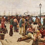 Paris: un siècle d'exode italien au musée del'histoire de l'Immigration