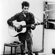 Bob Dylan : des photos de ses premiers pas à New York refont surface