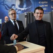 Manuel Valls appelle à voter Emmanuel Macron dans une lettre aux habitants d'Evry