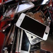 Apple espère concevoir un jour un iPhone avec des matériaux recyclés